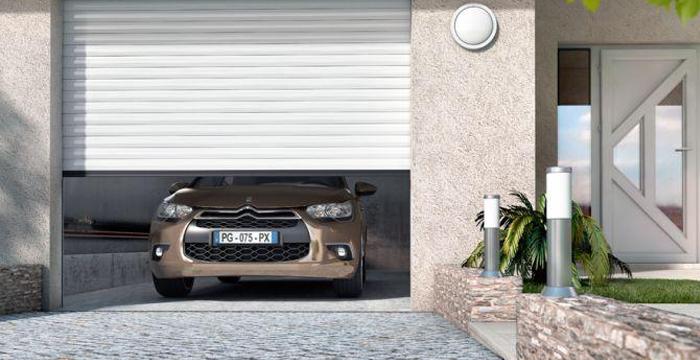 Pose de votre porte de garage au mans dans toute la sarthe for Porte de garage a enroulement